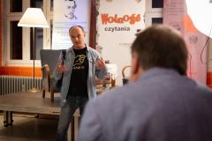 Wolność Czytania 2020 - Dariusz Zalega